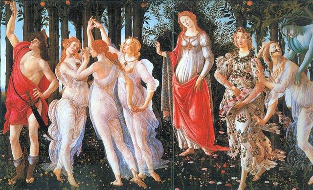 Botticelli_Primavera