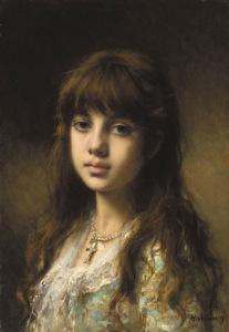 Alexei Harlamoff - Little Girl