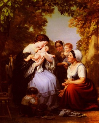 Fritz_Zuber-Buhler_Maternity