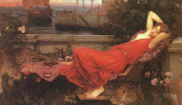 Adriadne (1898 Waterhouse)_jpg