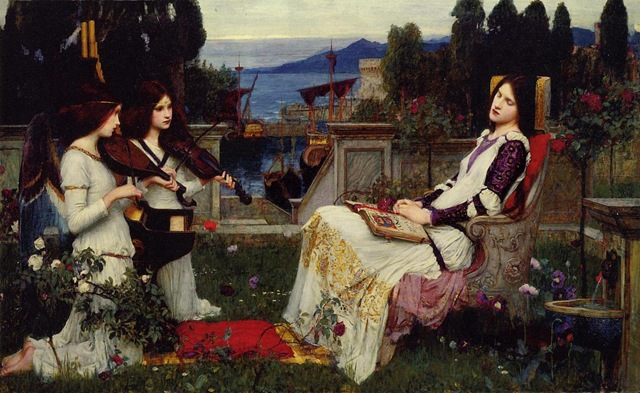 Waterhouse-sta cecilia