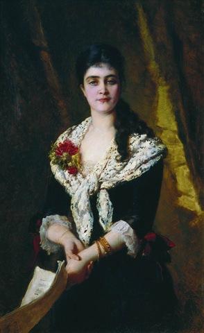 Makovsky-Sandra_panaeva