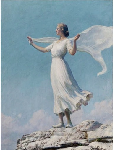 Charles Courtney Curran (1861-1942) (5)