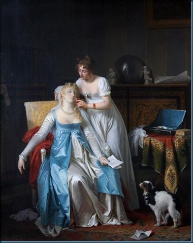 Gérard,_Marguerite_-_La_mauvaise_nouvelle_-_1804