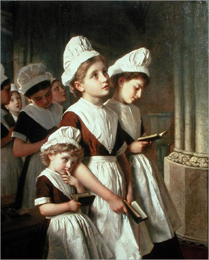 sophieanderson_foundling-girls-at-prayer-in-the-chapel