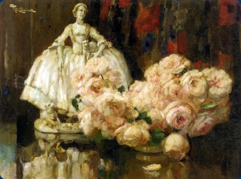 Toussaint_Fernand(1873-1955)_Still_Life_with_Roses
