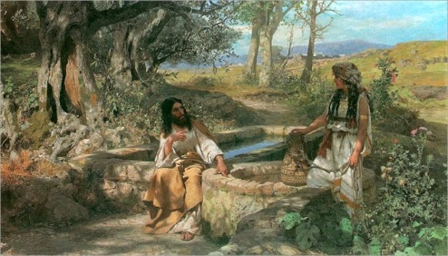 siemiradzki-henryk-Christ