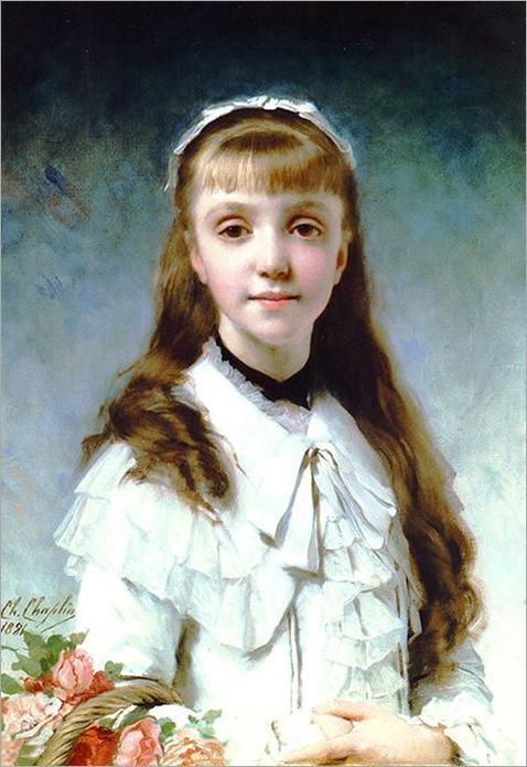 1-Chaplin-La_Fille_Du_Peintre-1881
