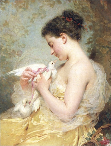 Chaplin_Charles_A_Beauty_with_Doves