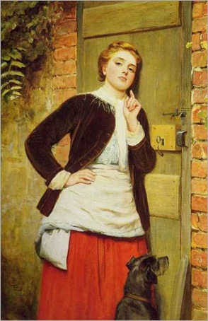 Charles_Sillem_Lidderdale__Listening_at_the_Door