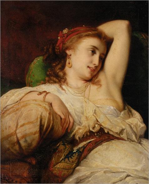 Coomans_Pierre_Odalisque_1865