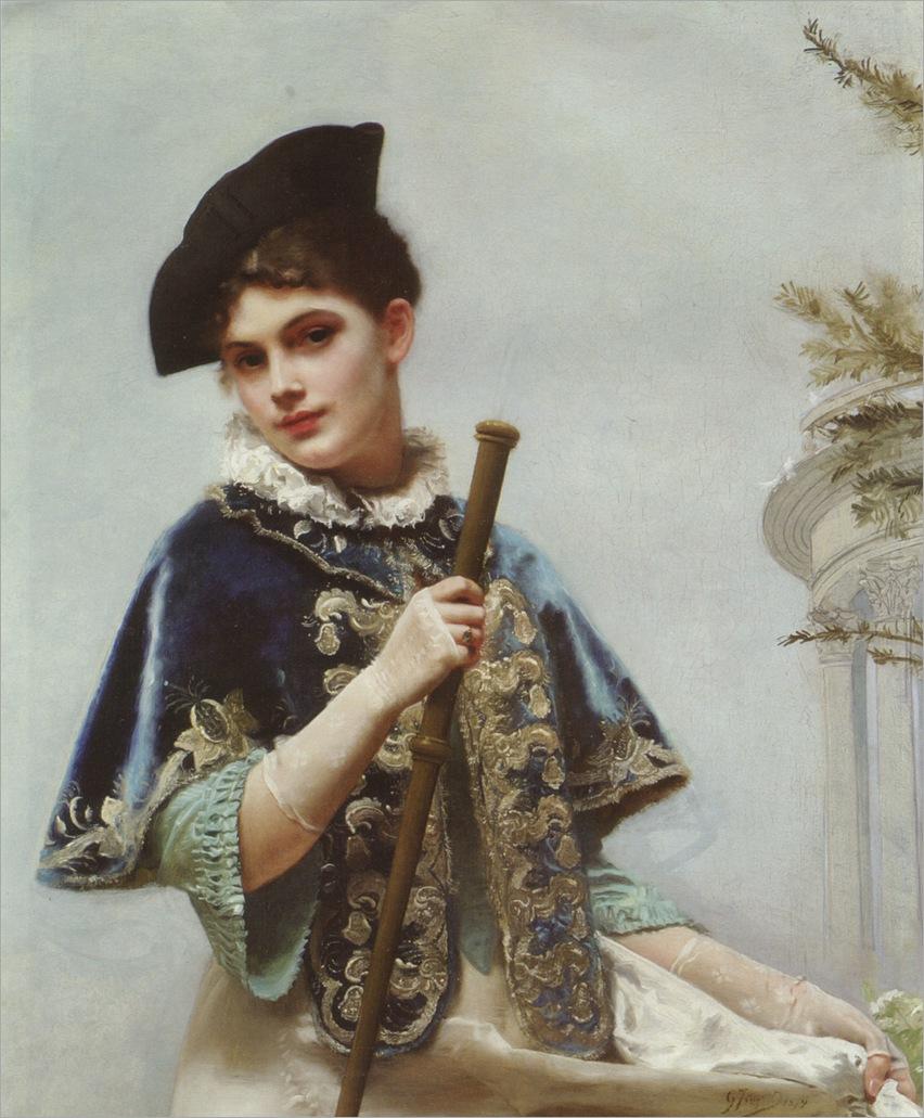 Gustave_Jean_Jacquet__1846_1909__Portrait_