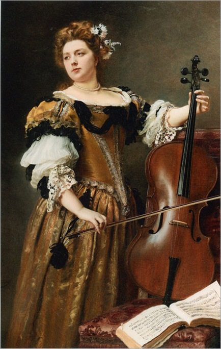 Jacquet_Gustave_Jean_The_Cello-