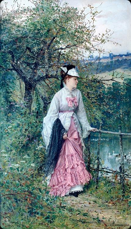 MOREAU_Adrien_Contemplation_1873
