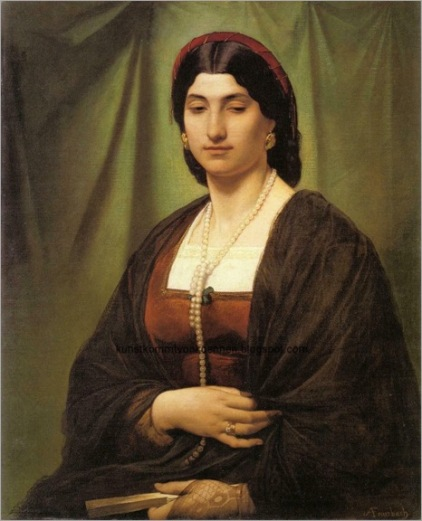 Nanna- feuerbach(1862)