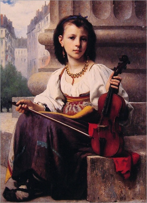 AlfredDelobbe_the_young_musician