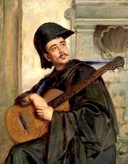Temas Da Pintura Instrumentos Musicais 2 Artecultura
