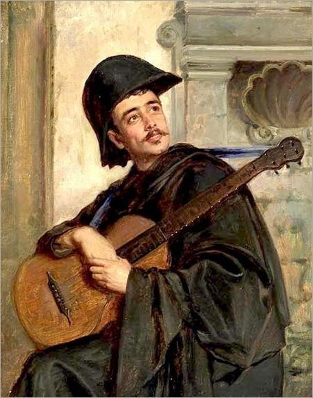Burgess, John Bagnold (1830-1897)