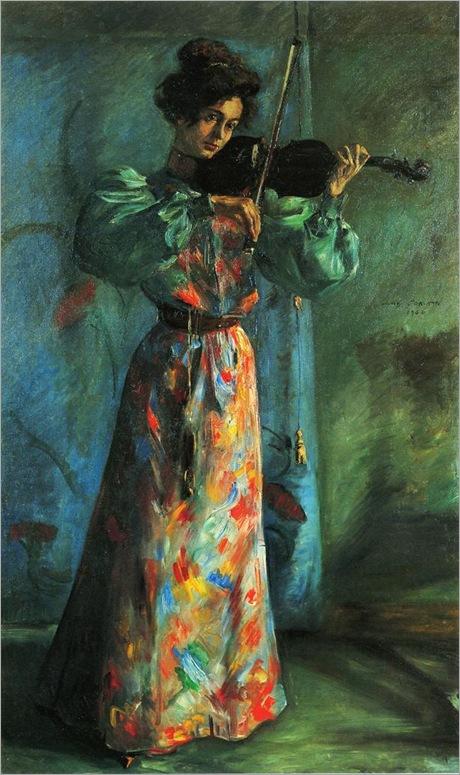 Corinth_Lovis_The_Violinist