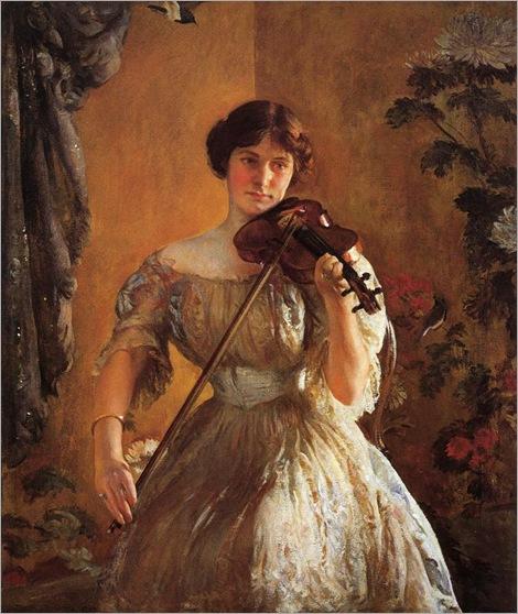 DeCamp_Joseph_The_Kreutzer_Sonata_aka_Violinist_II