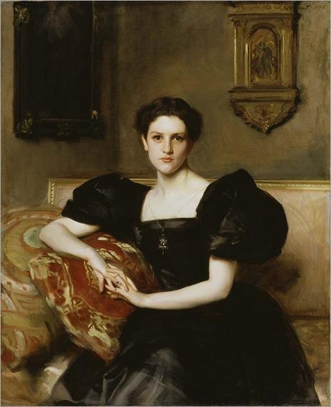 Elizabeth Winthrop Chanler (Mrs. John Jay Chapman)-SARGENT