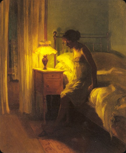 Ilsted-Peter-Vilhelm-In-The-Bedroom