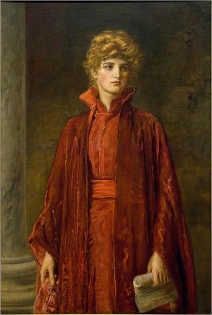 John Everett Millais, 1886