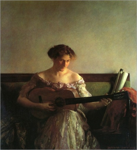 Joseph DeCamp - The Guitar Player