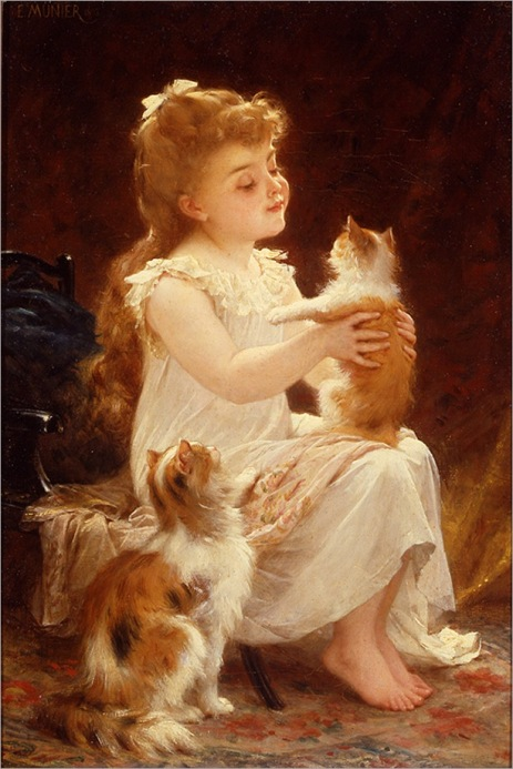 munier_1893_01_playing_with_the_kitten