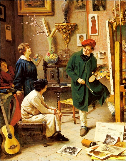 PompeoMassani_the_artists_studio