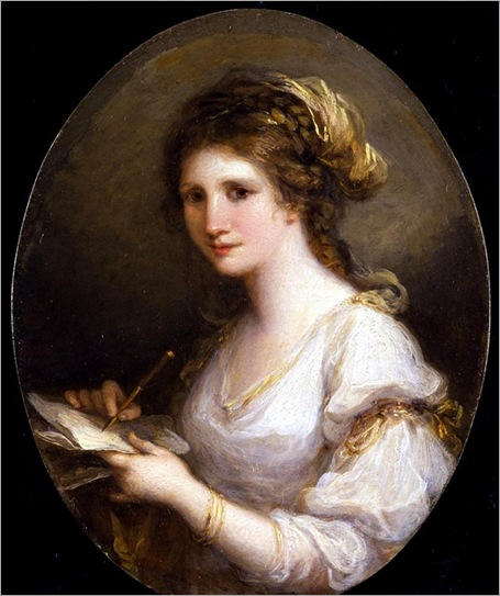Self-Portrait_in_a_White_Dress