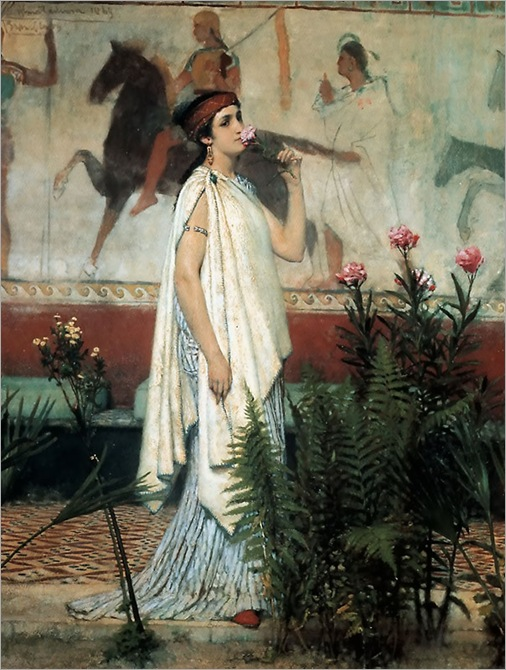 A-Greek-Woman-1869-almatadema