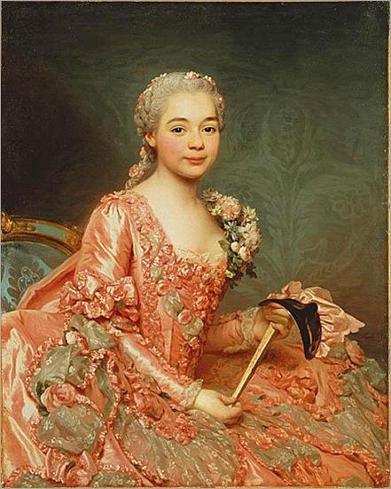 Baroness de Neubourg-Cromière by AlexanderRoslin