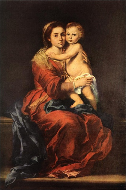 bartolomeEstebanMurillo_virgin_and_child_with_a_rosary