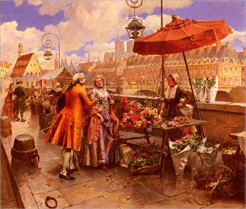 cesare-auguste-detti-italiani-1847-1914-the-flowers-seller-along-the-seine
