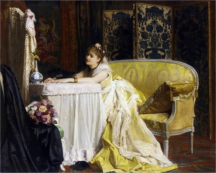 CharlesBaugniet_After_the_Ball