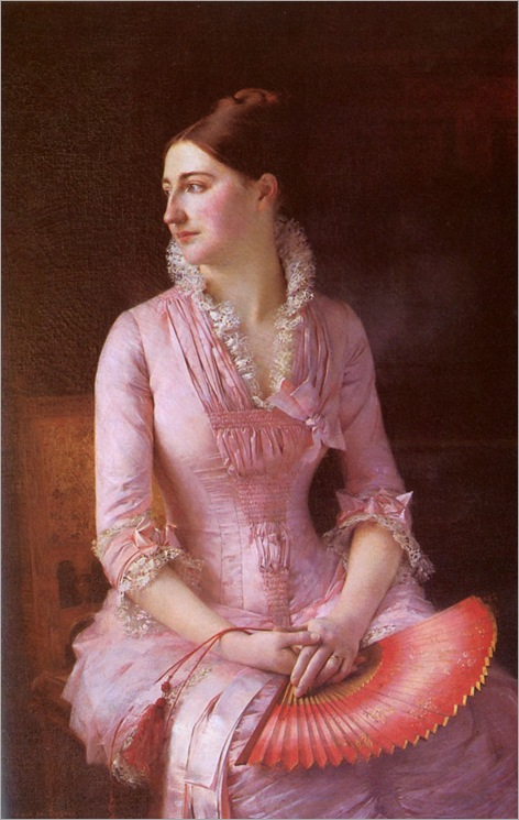 Courtois_Gustave_Portrait_Of_Anne-Marie_Dagnan__1880