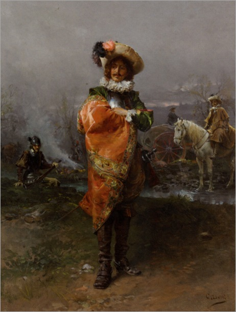 Detti_Cesare_Auguste_A_Gentleman_in_a_Cloak