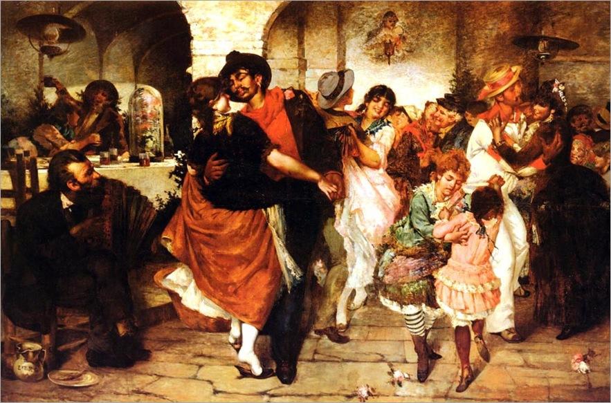 Egisto Lancerotto - Mazurka Dance
