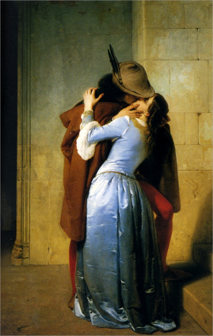FrancescoHayez_the_kiss