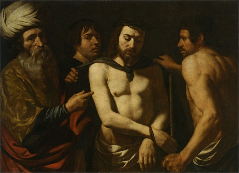 Galli_Giovanni_Antonio_Called_lo_Spadarino_Ecce_Homo