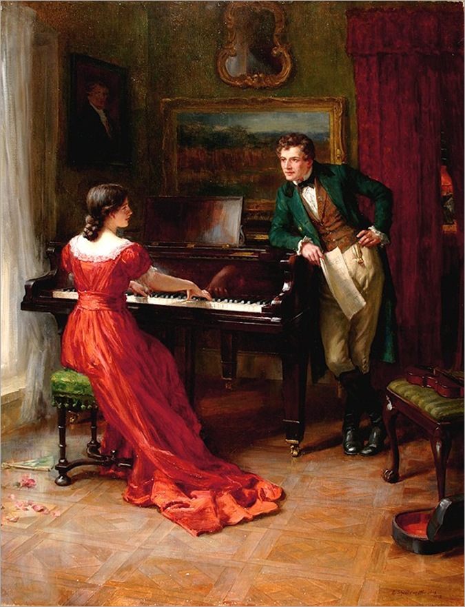 george_sheridan_knowles_b1093_the_duet