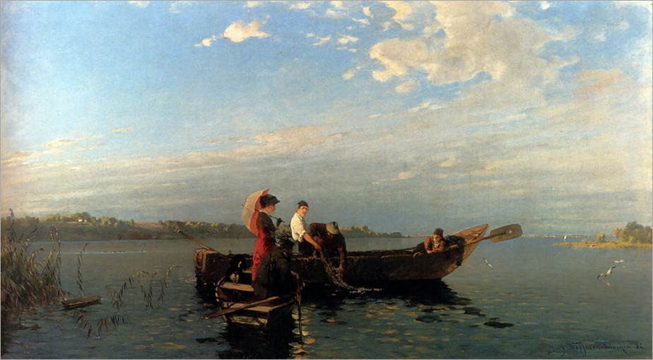 JosephWopfner-an_afternoons_boating