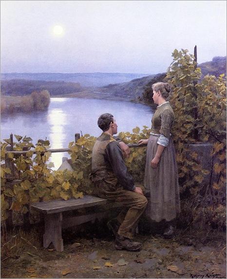 Knight-Daniel-Ridgway-Summer-Evening
