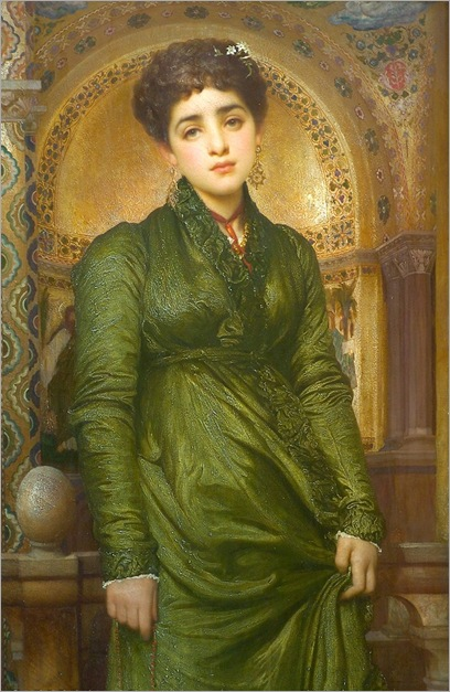 LEIGHTON_After_Vespers_1871