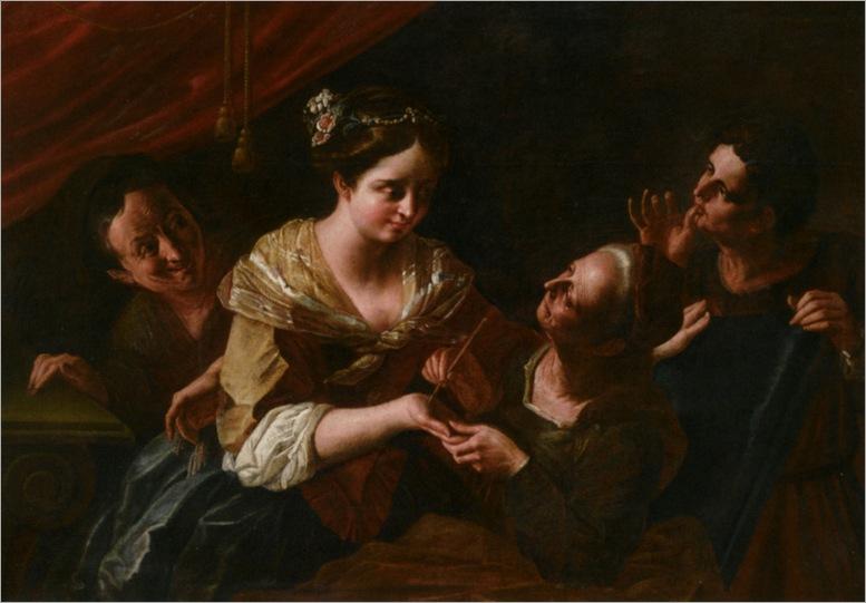 Lombardi_Giovanni_Domenico_A_Fortune_Teller