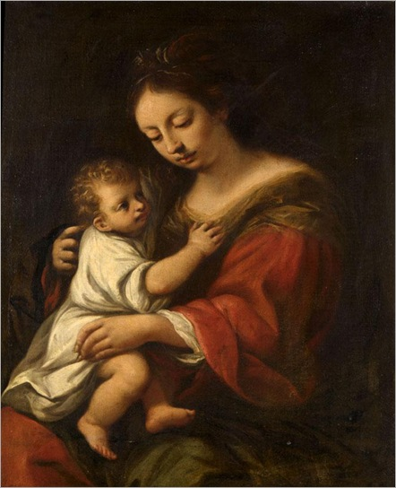 madonna_and_child-giuseppe nuvolone(1619-1703)