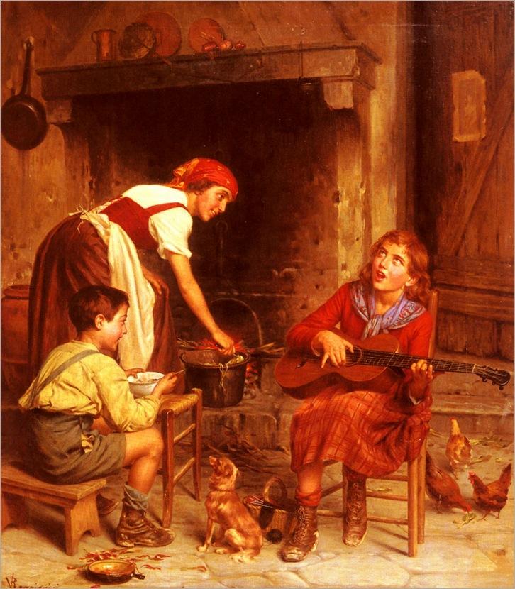 Reggianini-Vittorio-Serenading-the-Family