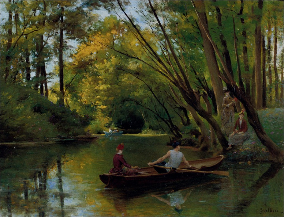Scalbert-Jules-The-Boatmen