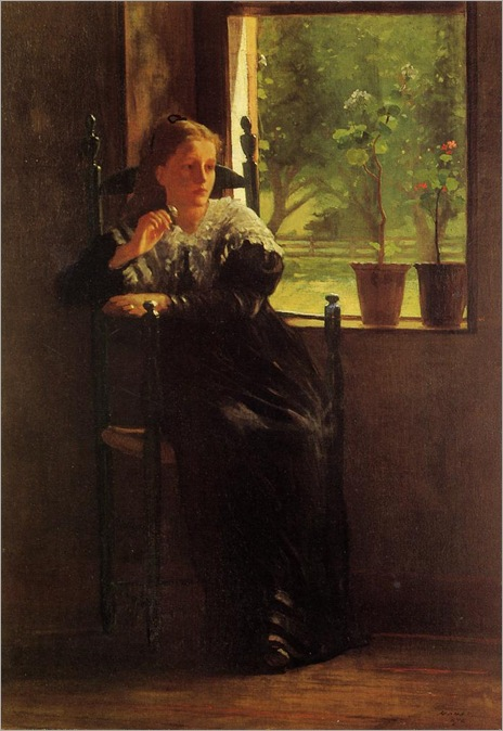 WinslowHomer_at_the_window